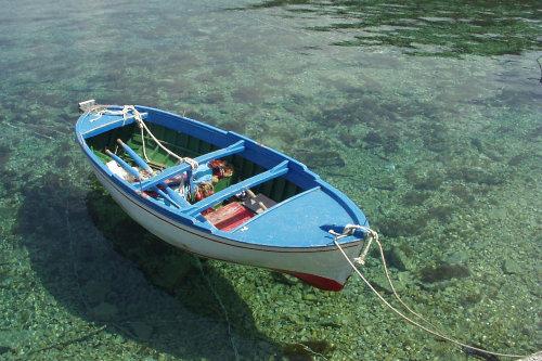 glasklares Wasser in S. Maria