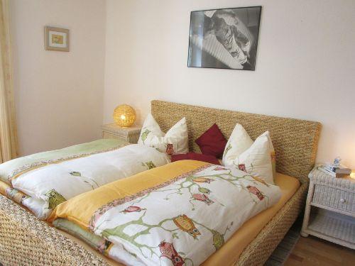 Exklusiv ausgestattetes Schlafzimmer N°2