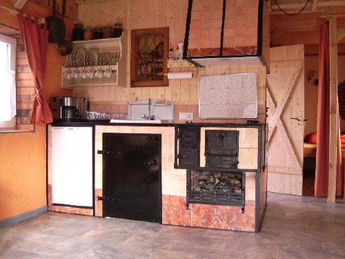 Großmutter Küchenofen (eingebaute elektr
