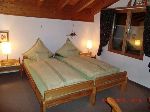 Doppel-Schlafzimmer Südseite