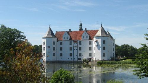 Schloss Gl�cksburg