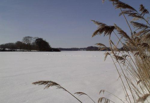 Der S�densee, auch im Winter sch�n!
