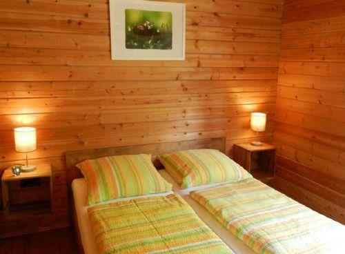 Schlafzimmer mit hochwertigen Matratzen