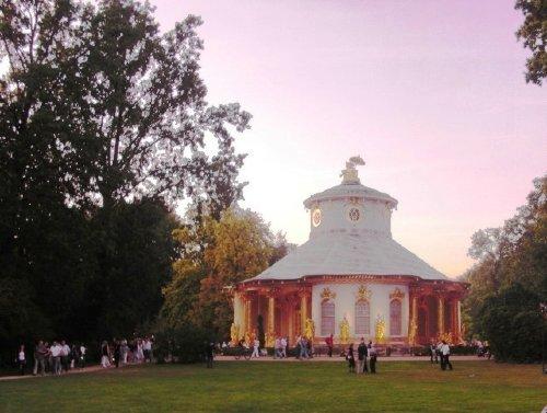 Schösser und Gärten Potsdam