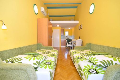 Grüne Studio appartement