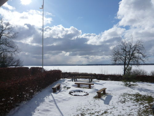 wunderschön auch im Winter !!