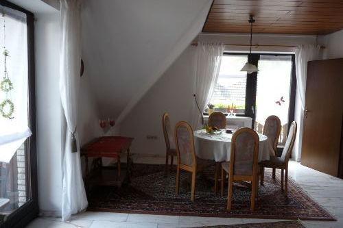 Esstisch Wohnzimmer