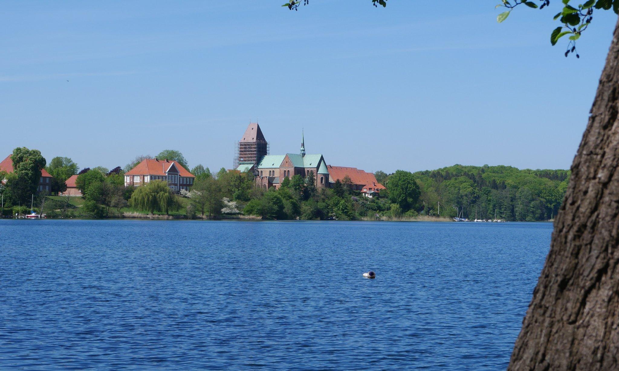Fischer am Ratzeburger See