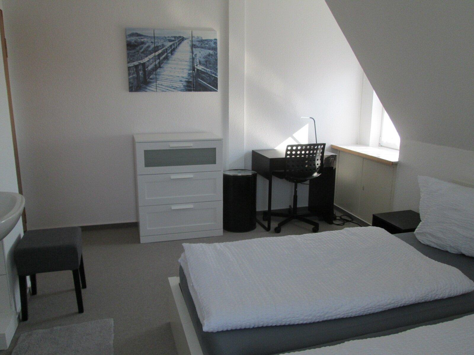 Schlafzimmer II und Internetzugang