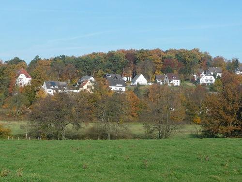 Herbst in Völlinghausen