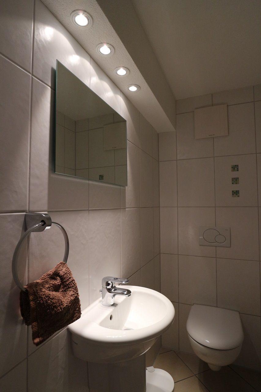 Bsp. für ein Bad mit Dusche