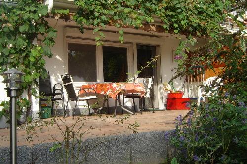 Terrasse zum Grillen und Relaxen