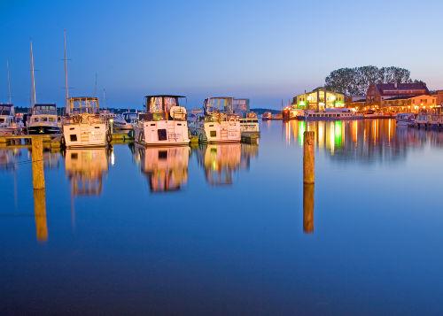 Warener Yachthafen