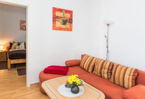 Detailbild von Ferienhaus Müritz-Perle - Ferienwohnung 2
