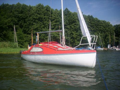 Boot für Segeltouren