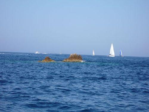 direkt am Mittelmeer