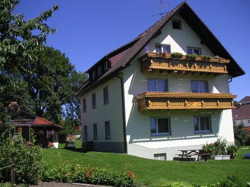 Haus Rothfuss S�dseite