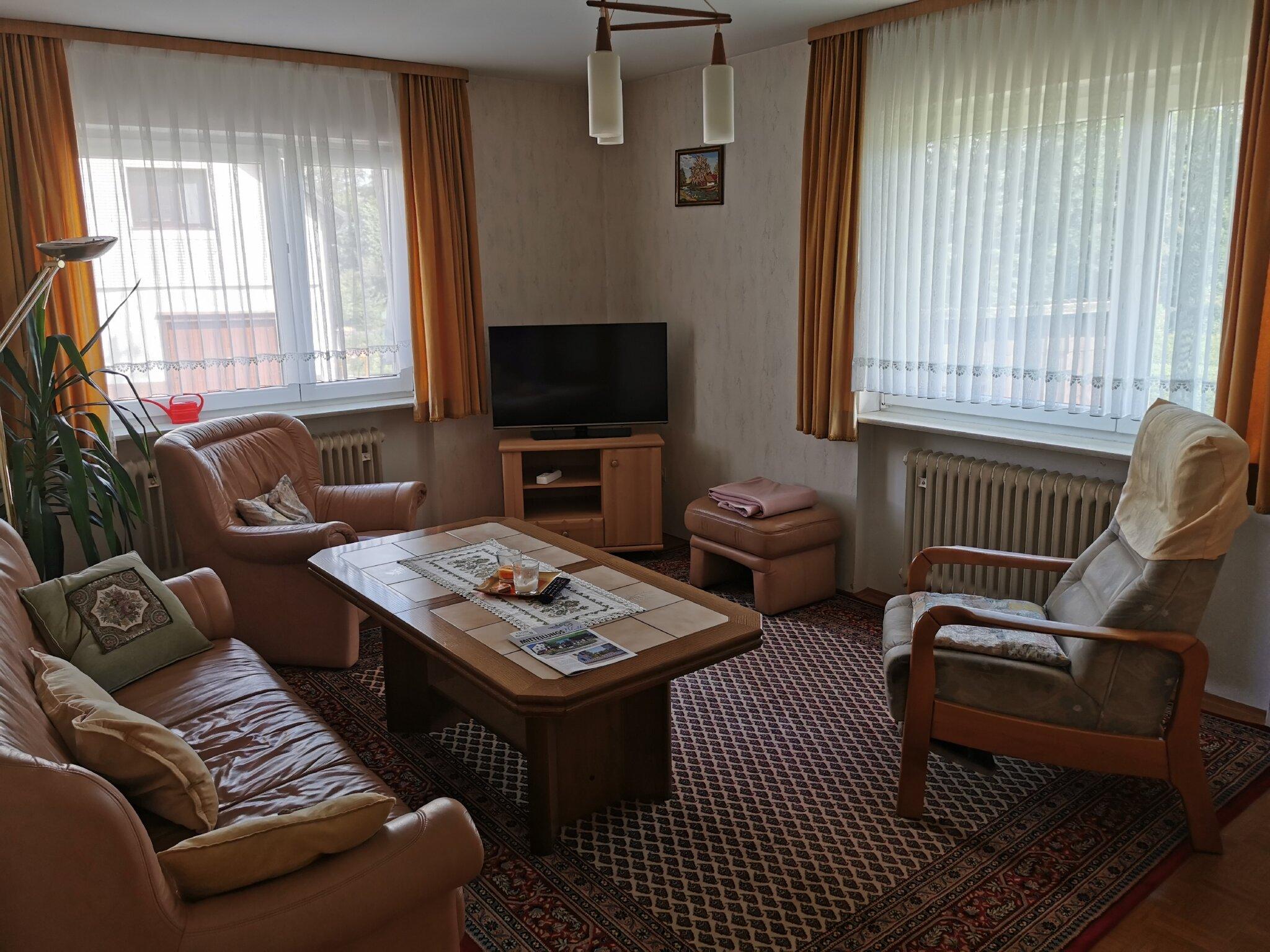 Küche Wohnung Parterre
