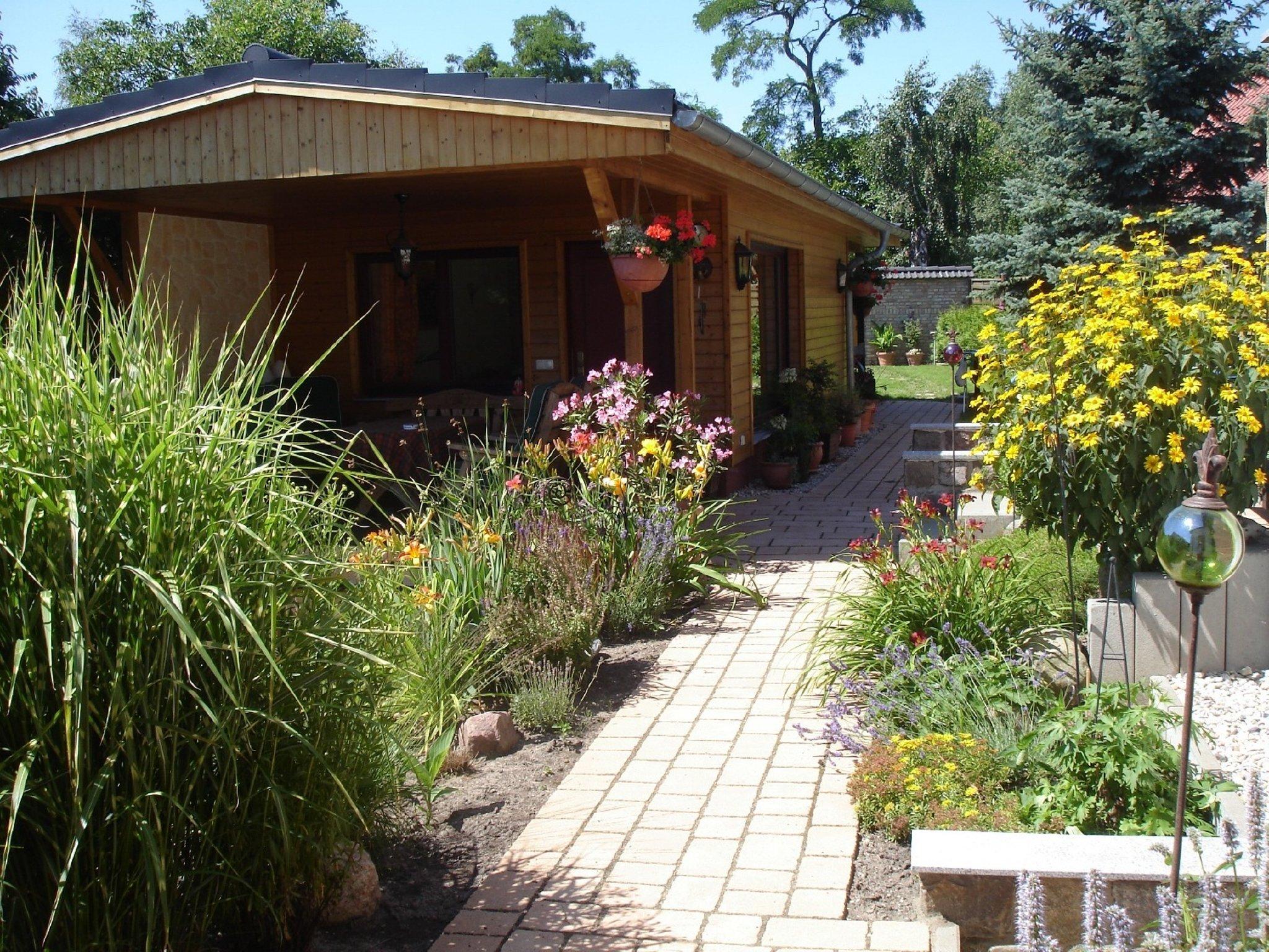 Unser Gartenteich...