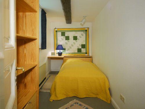 Einzelzimmer im Erdgeschoss