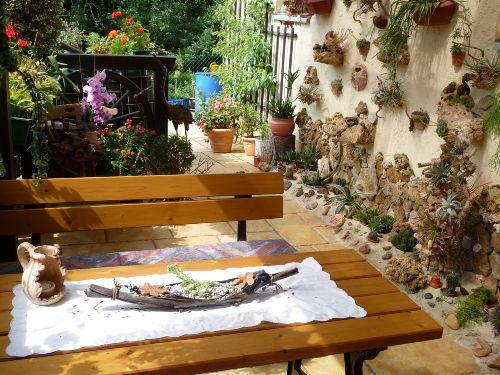 ferienwohnung wassergartenparadies - bildergalerie, Garten und bauen