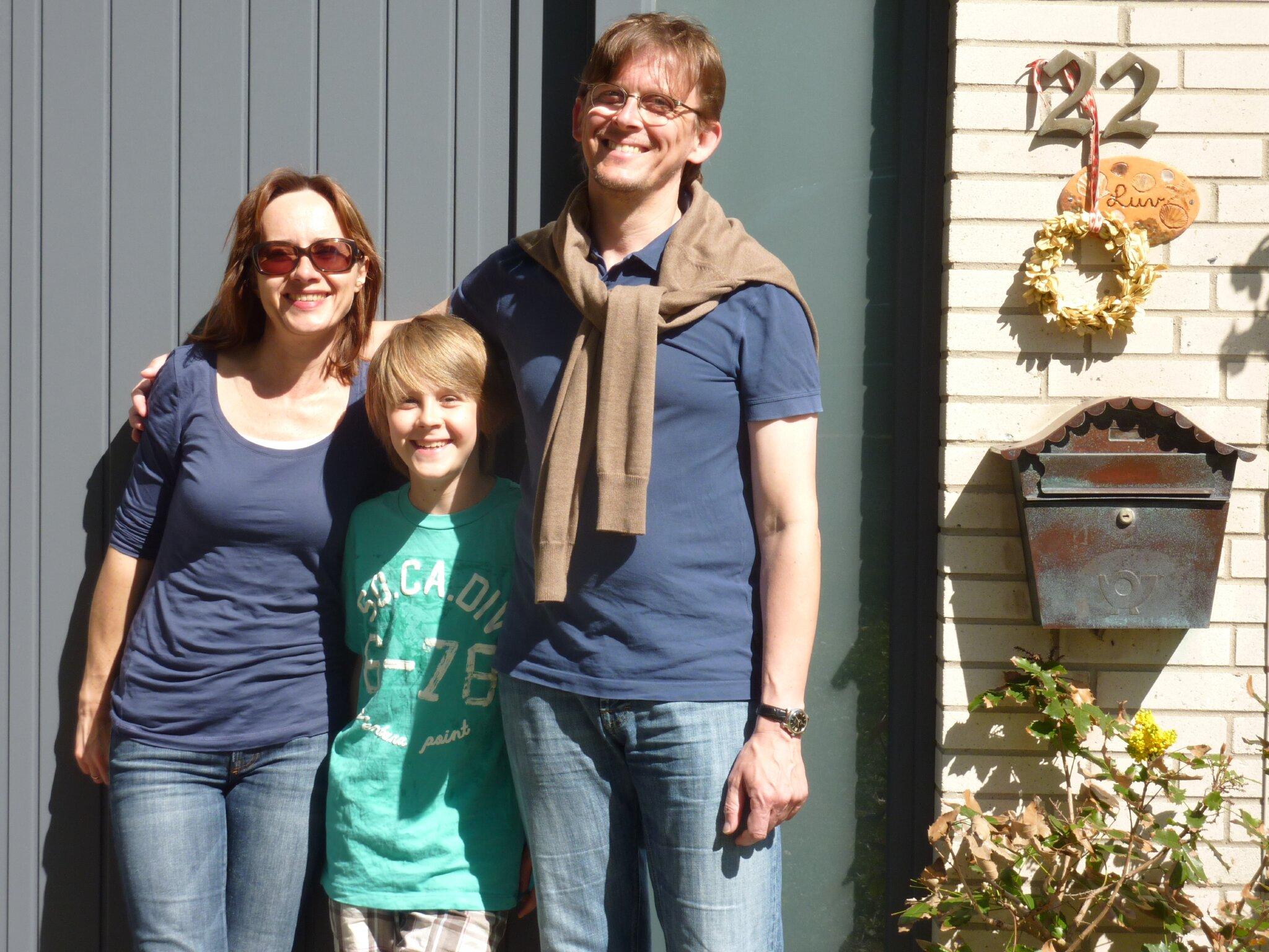 Familie Kjer