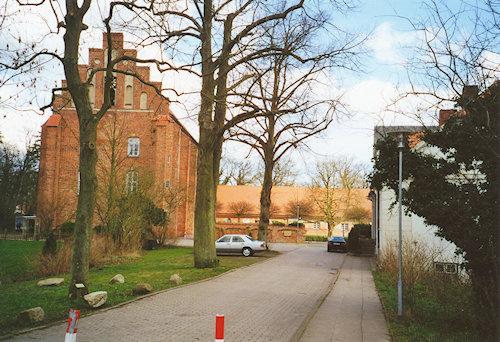Kloster Cismar mit Klosterkirche