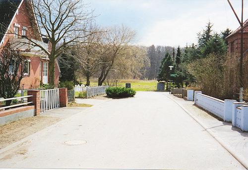 Natur pur 'Hinter dem Kloster'