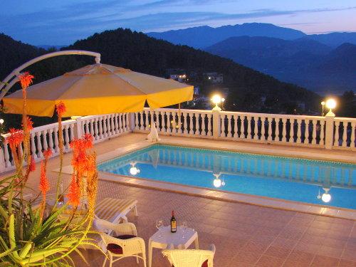 Villa Gandia Hills, 24 Std/Tag Badespass