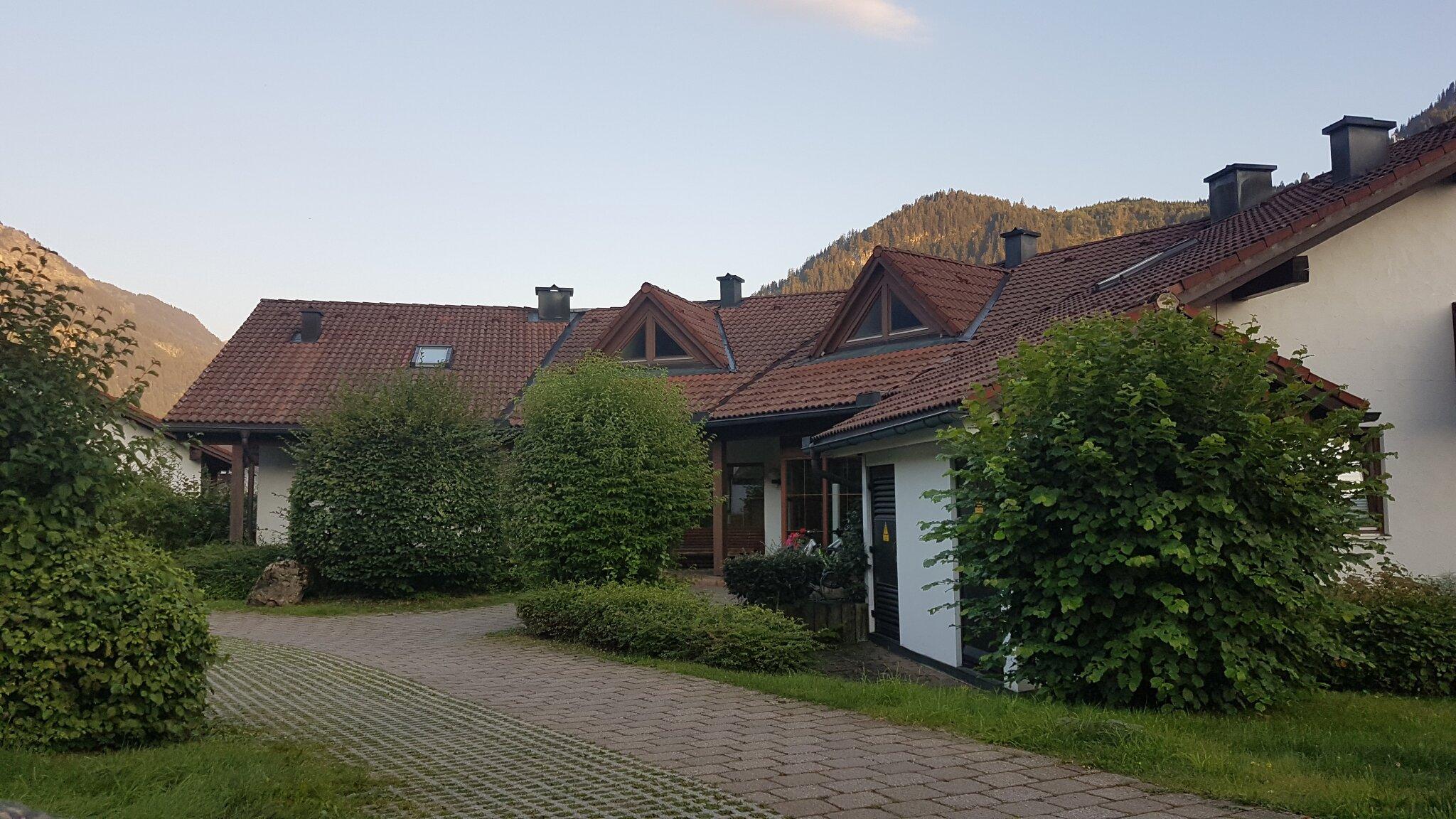 """Eingangsbereich """"Haus Imberg"""""""