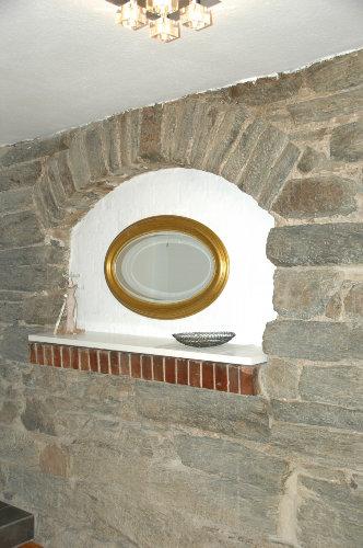 original alte Steinwand