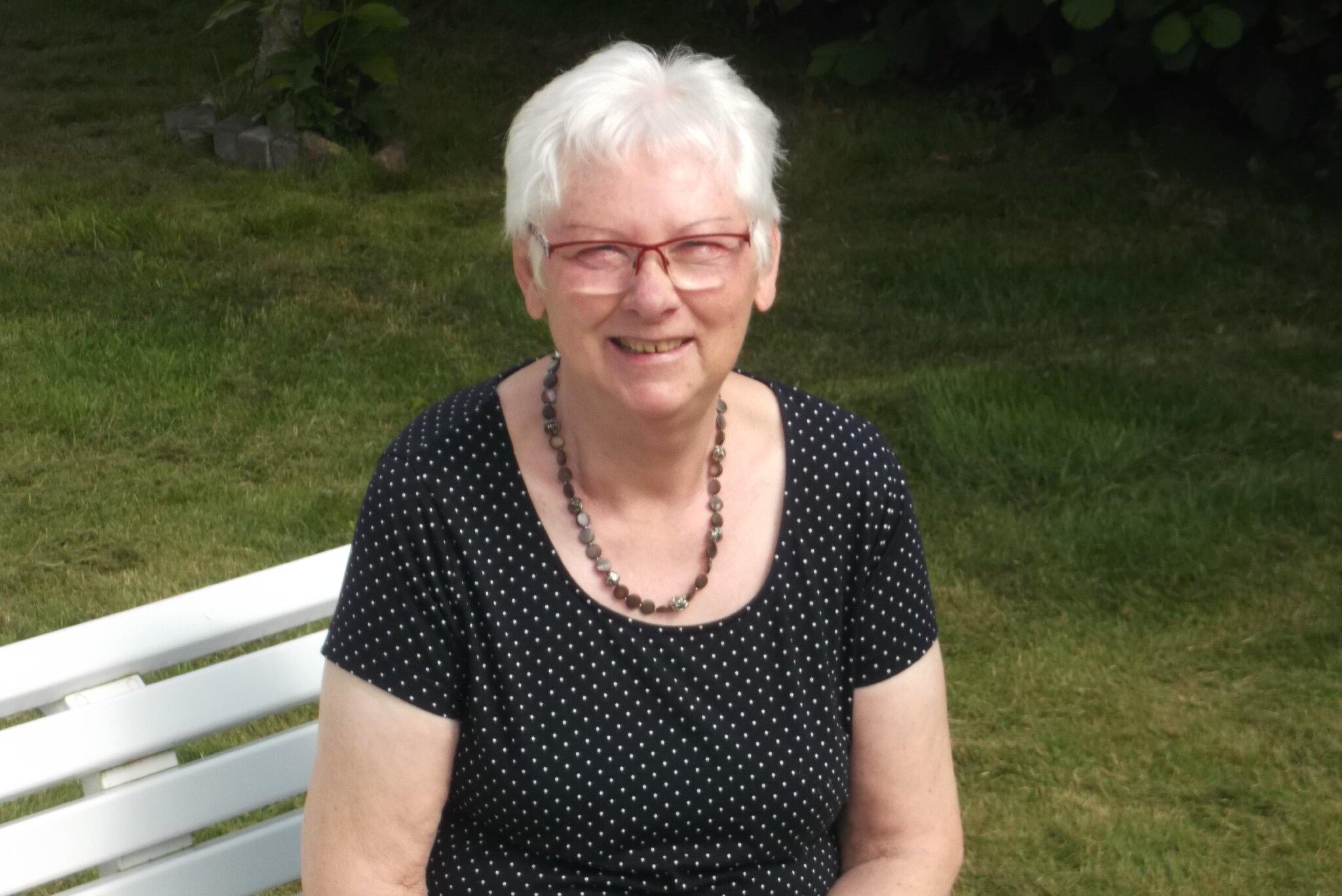 Vermieterin Helga Lööck