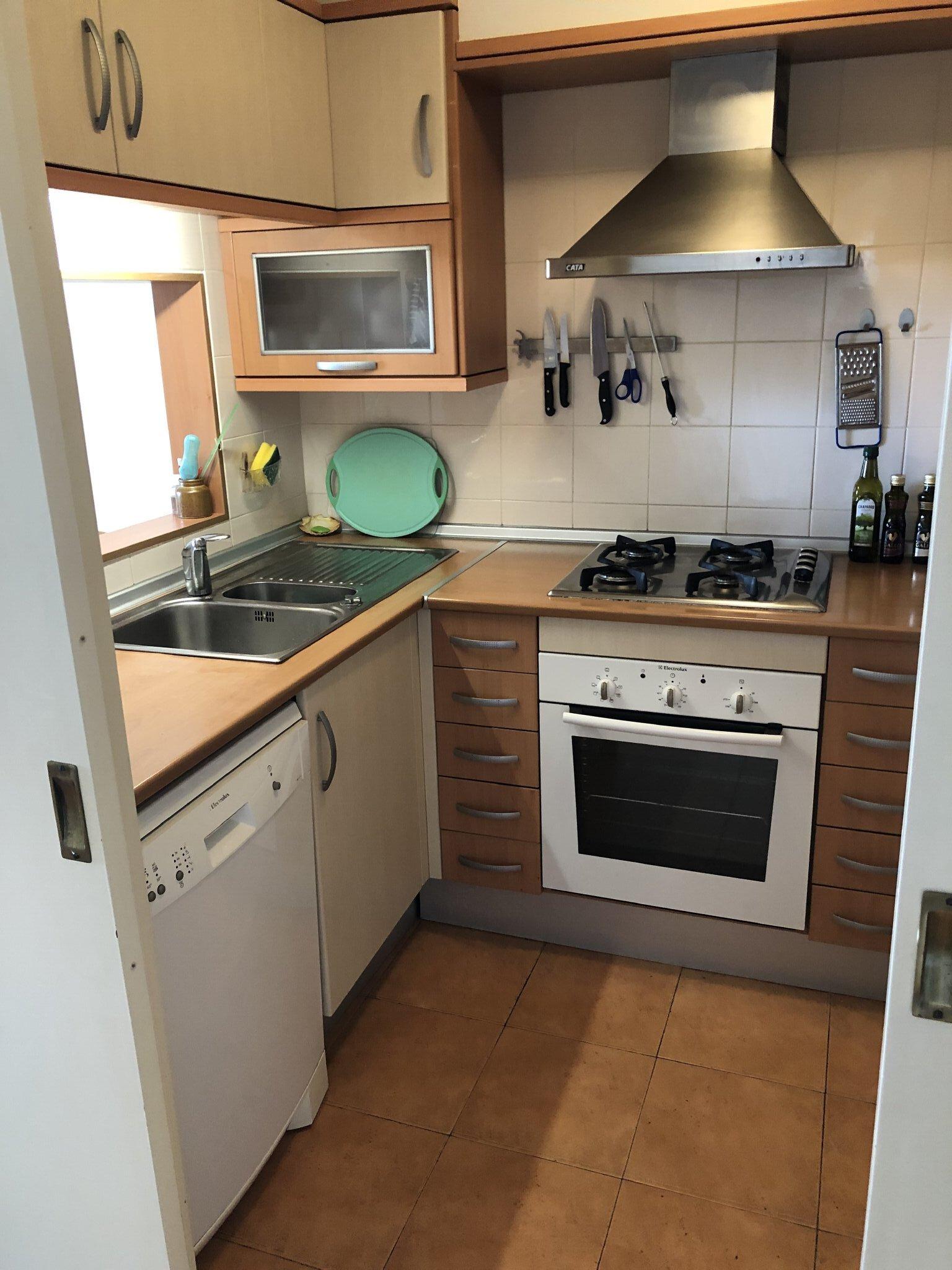 Eßbereich, Küche, Flur