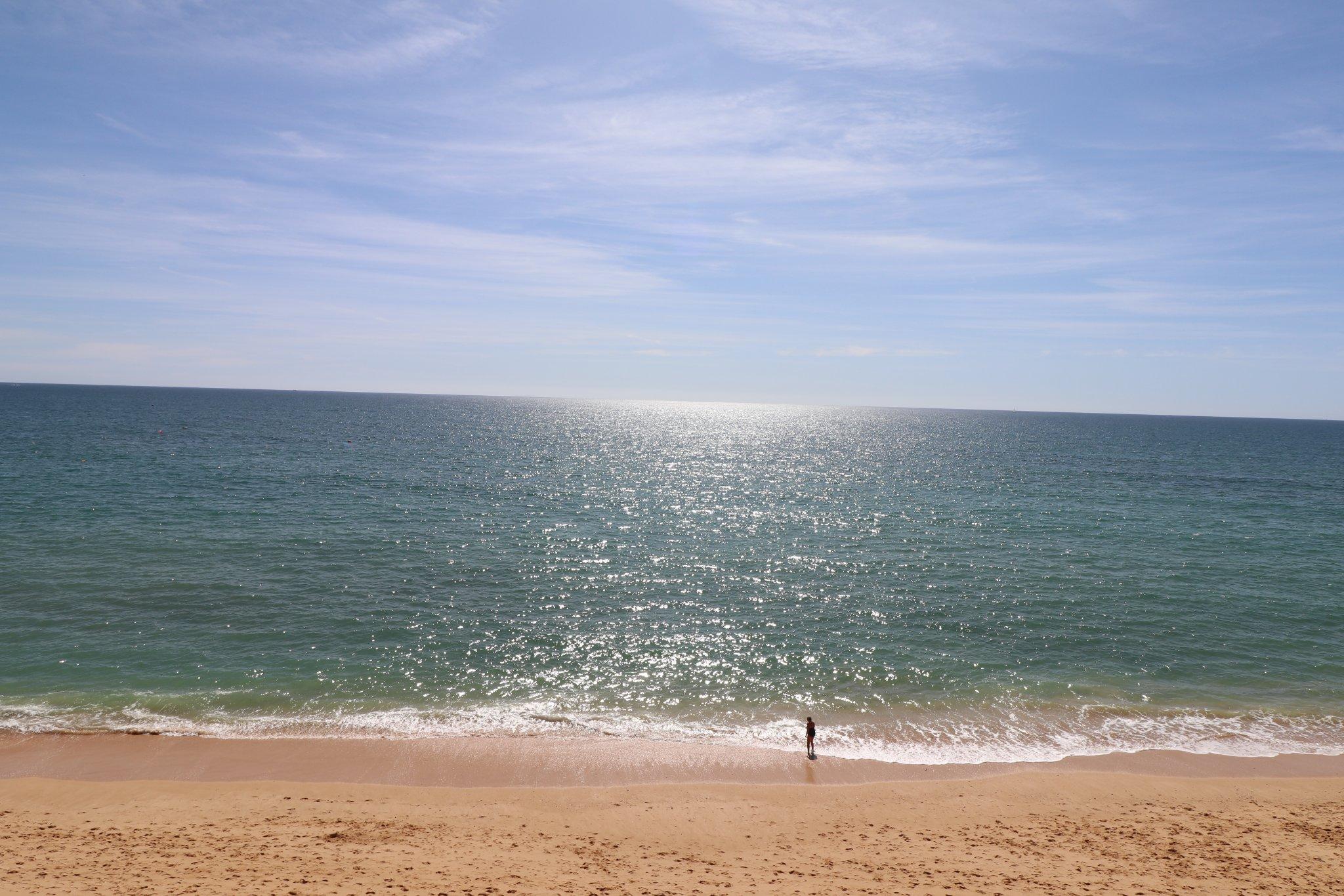 der riesen Strand - wunderschön -
