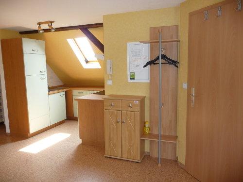 Küche und Eingang