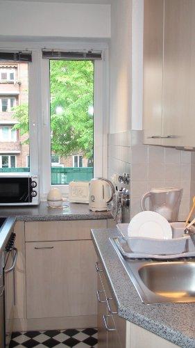 Die Küche - klein aber fein...
