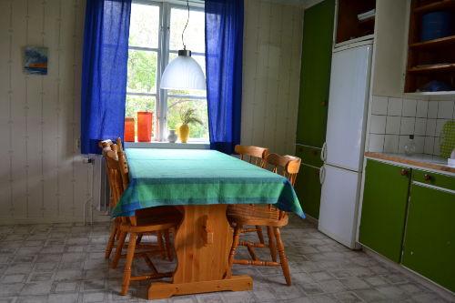 Esstisch in der Küche