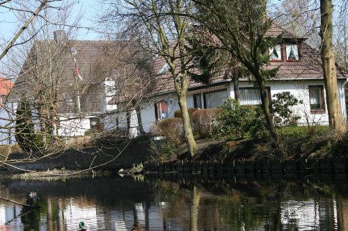G�stehaus im Winter, oben App. Skagen