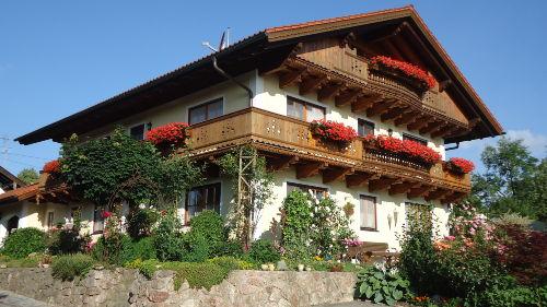 Unser schönes Haus, mit unseren FeWo.