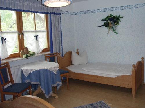 Drittes Bett im Dreibettzimmer