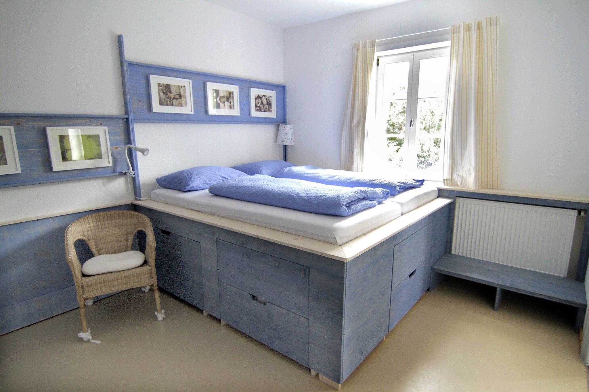 Schlafzimmer Ansicht 2 Hochbett