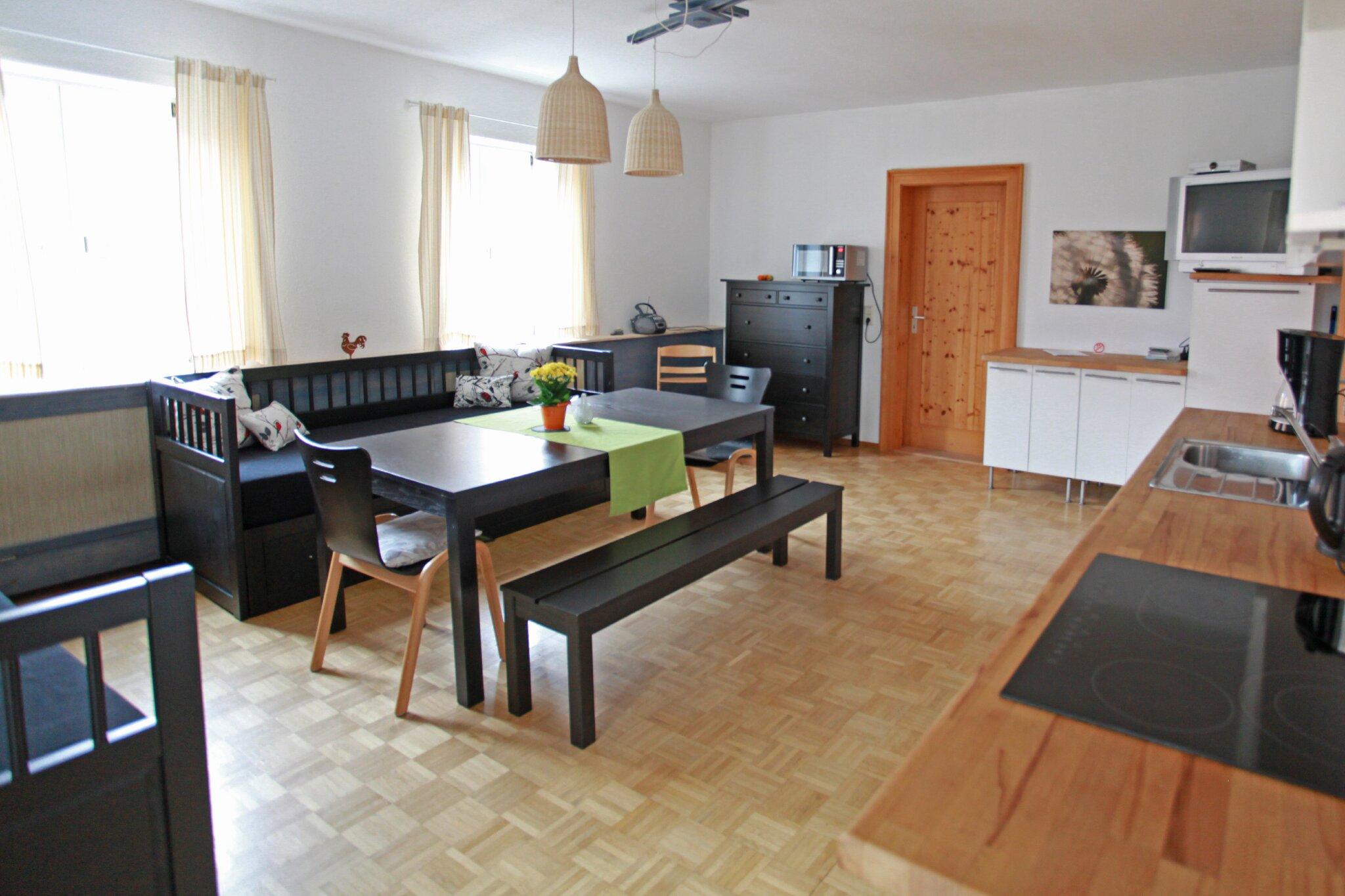 Wohnküche Bild 1
