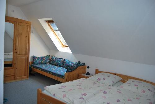 Ein Schlafzimmer in Typ C