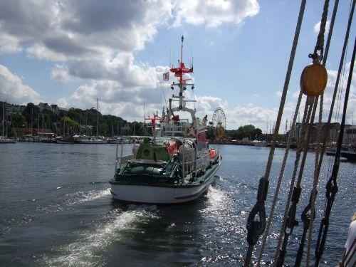 Umgebung von Ferienwohnung 'Hafen und Fördeblick'