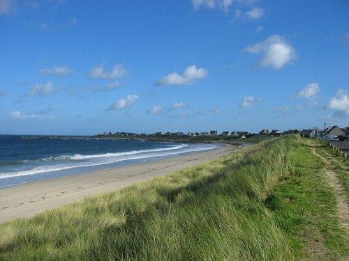 Strand von Pors Guen-Pors Meur