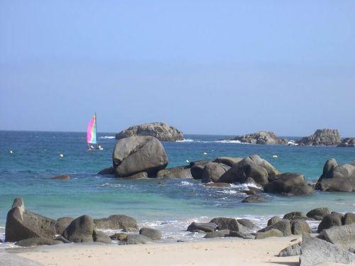 Küste Plouescat