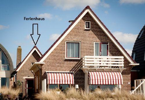 Freistehendes Ferienhaus am Boulevard