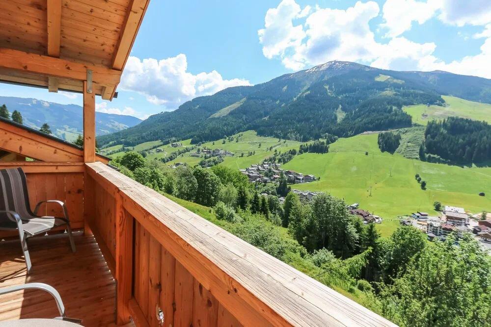Umgebung von Ferienhof Pfefferbauer