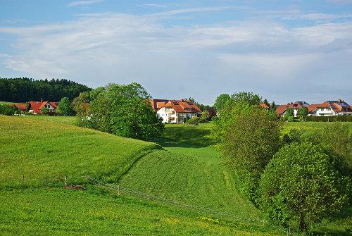 Nahe Umgebung (Haus Mitte)