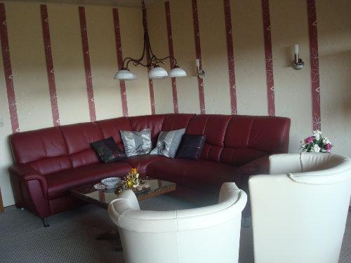 gem�tliche Sitzecke Wohnzimmer